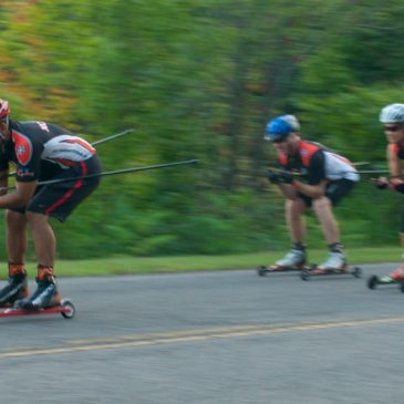 """Cross Country Canada Says """"Pick Up Your Roller Skiing"""""""