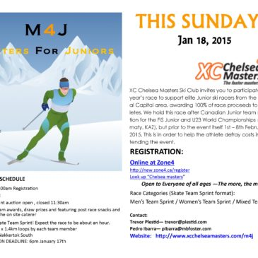 M4J Prizes and Silent Auction