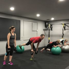 Wednesday Winter Strength Training