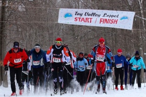 Tay Valley Loppet February 11, 2018