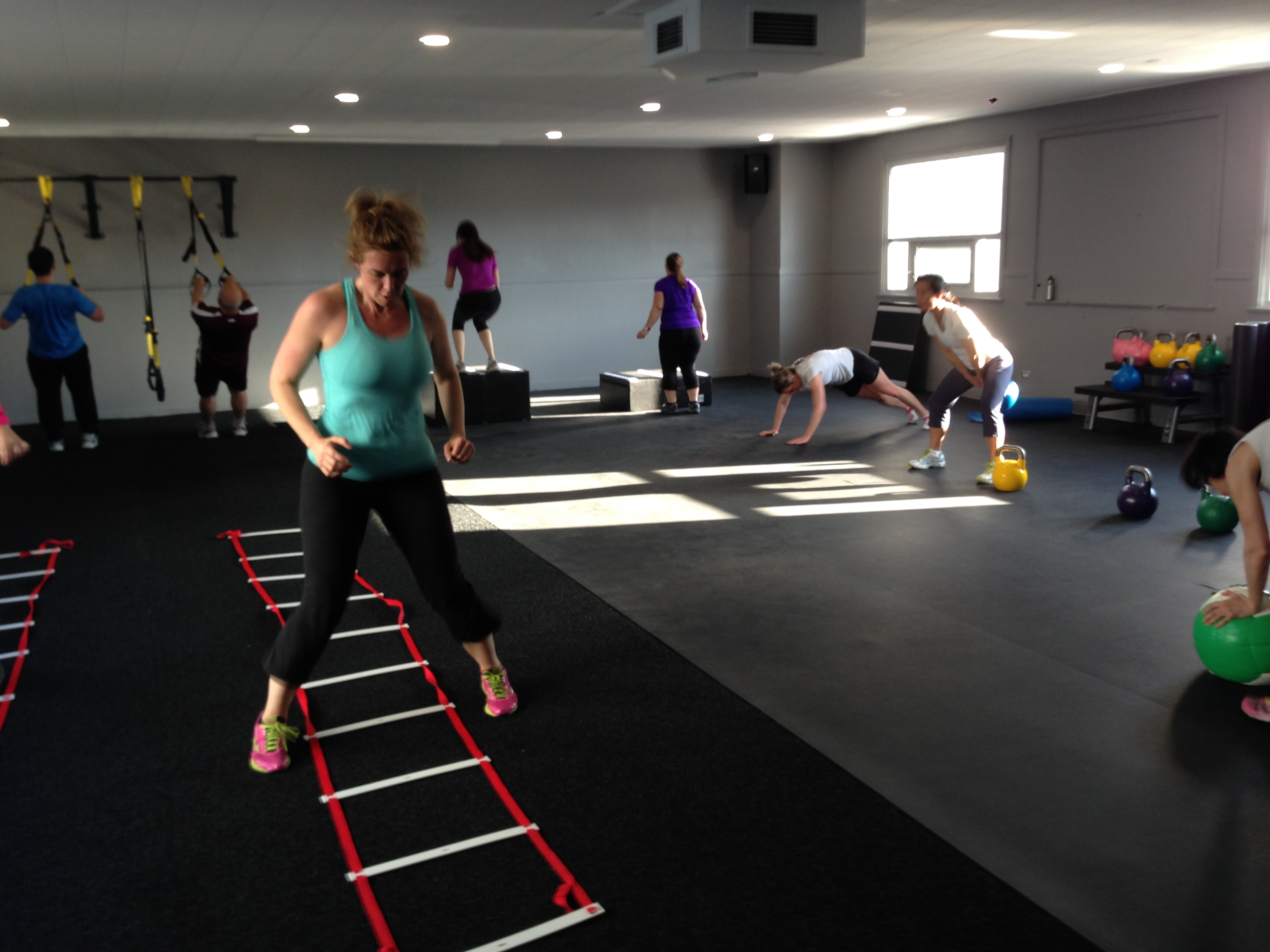 Strength Training - Winter (at Evolve) - XC Chelsea Masters